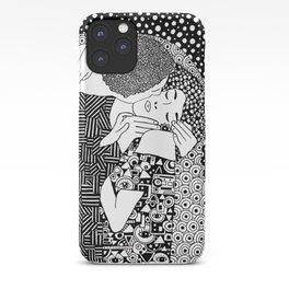 Gustav Klimt - The kiss iPhone Case