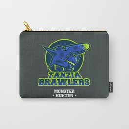 Monster Hunter All Stars - The Tanzia Brawlers Carry-All Pouch