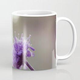 Vintage little purple flower Coffee Mug
