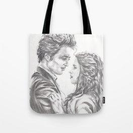 Twilight - Edward & Bella Tote Bag