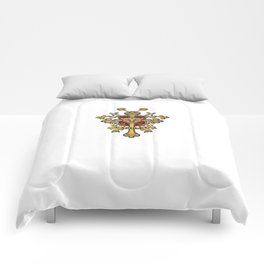 Prince Of Cats Comforters