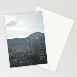 Overlooking Seoul Stationery Cards
