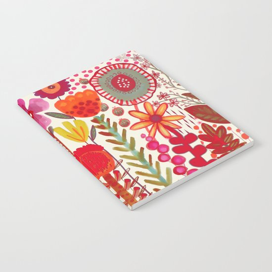 rouge love Notebook
