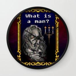 Dracula Jeopardy Wall Clock