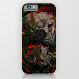 Existence iPhone Case