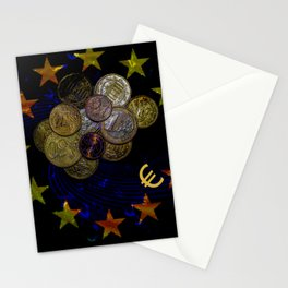 Currency Stationery Cards