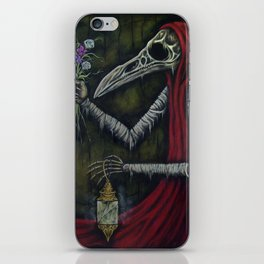 Courtship by Morose iPhone Skin
