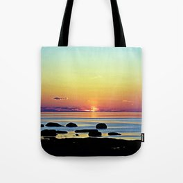 Summer's Glow Tote Bag