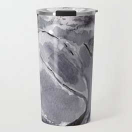 Manatee - Animal Series in Ink Travel Mug