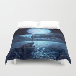 Set Adrift Duvet Cover