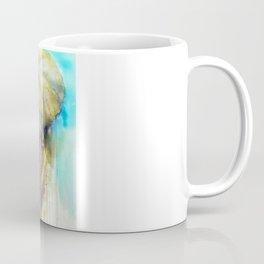 Gentle Giant_ Elephant Art Coffee Mug