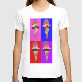 Time For Ice Cream T-shirt