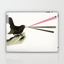 Bird in the Hand Laptop & iPad Skin