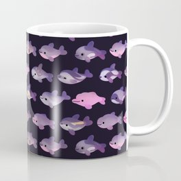 Dolphin Day - dark Coffee Mug