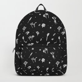 Spring Picking (monochrome) Backpack