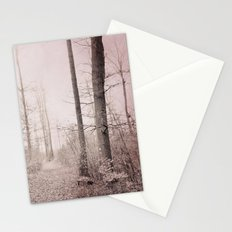 withdrawing nature Stationery Cards