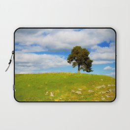 On A Summer's Day Laptop Sleeve
