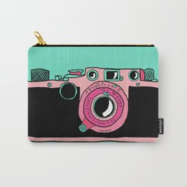 Pink Leica Carry-All Pouch