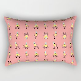 Shenna Twerk Rectangular Pillow