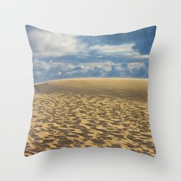 Dune du Pilat 4 Throw Pillow