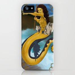 Scylla iPhone Case
