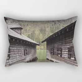 Through the Gaps Rectangular Pillow