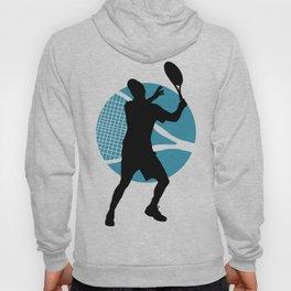 Tennis Indoor Smach Racket Hoody