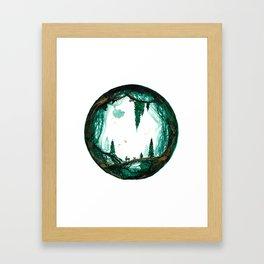 Fathers World Framed Art Print