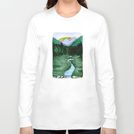 Landscapes / Nr. 2 Long Sleeve T-shirt