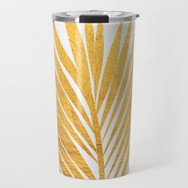 Golden leaf III Travel Mug