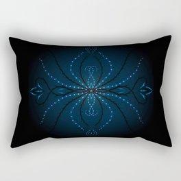 Among the Deep Rectangular Pillow