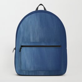 Color gradient and texture 56 sky in Lacanau Backpack