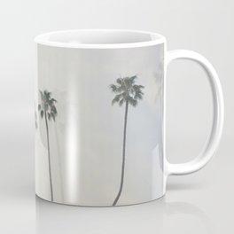Double Exposure Palms 1 Coffee Mug