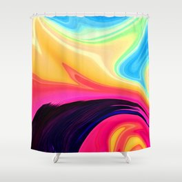 BRILLIANT Shower Curtain