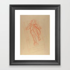 Inner Framed Art Print