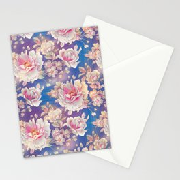 Testing The Flowers. Stationery Cards