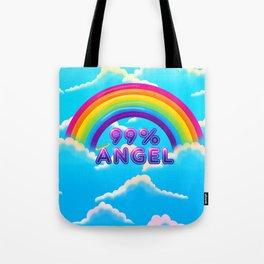 99% Angel Tote Bag