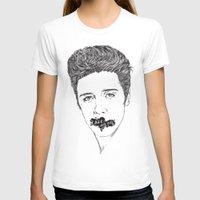 elvis presley T-shirts featuring ELVIS PRESLEY by Only Vector Store - Allan Rodrigo
