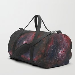 Heart Nebula Duffle Bag