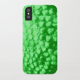 Croc Abstract II iPhone Case