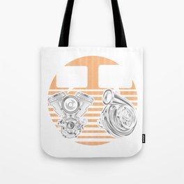 Mechanical Engineering Repair Machine Stop Whining Funny Gift Tote Bag
