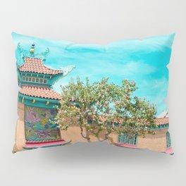 Travel photography Chinatown Los Angeles I Pillow Sham