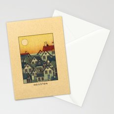 Houston Stationery Cards