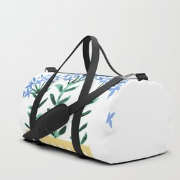 Potted Plant 5 Duffle Bag