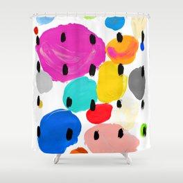Bernard Pattern Shower Curtain