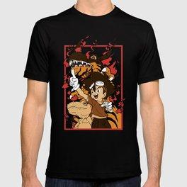 Digimon digital monster T-shirt