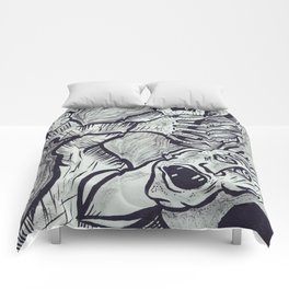 Disassembly Comforters