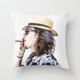 stogie Throw Pillow