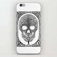 Anthropomorph II iPhone Skin