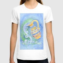 Zodiac Collection: Aquarius T-shirt